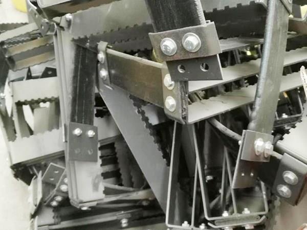山东临工装载机配件应该如何防止锈蚀?